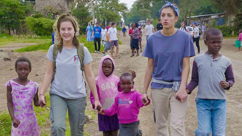 Un Natale diverso – Vacanze a Nairobi