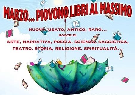 Piovono libri al Massimo